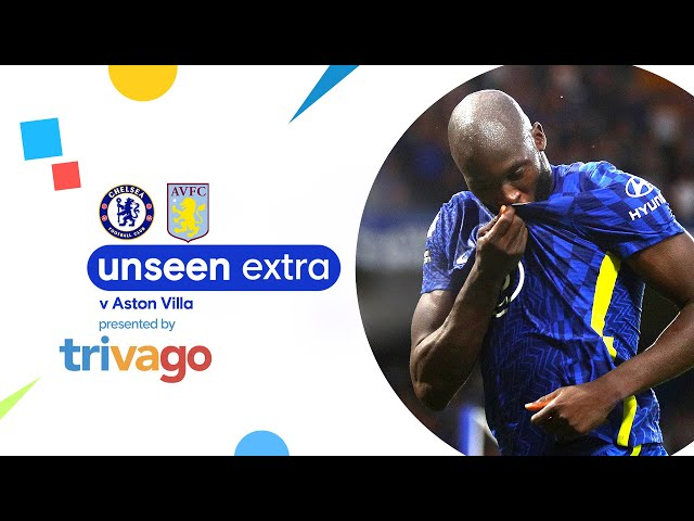 Romelu Lukaku Is Back At The Bridge With A Bang, And a Brace! | Unseen Extra