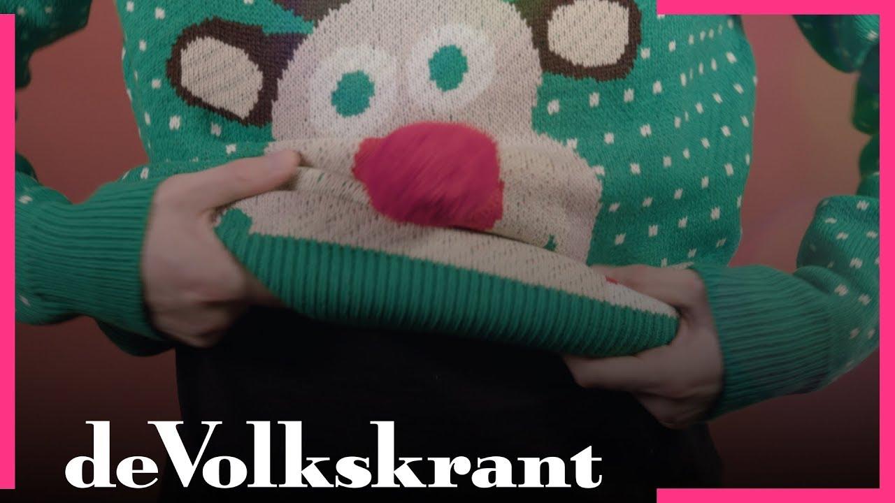 V En D Kersttrui.De Kersttrui Zegt Meer Over Mode Dan Je Denkt Youtube