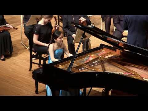 Yiting Lai - Chopin Andante Spianato and Grande Polonaise Brilliante op.22