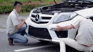 видео Тюнинг Mercedes GLA-class