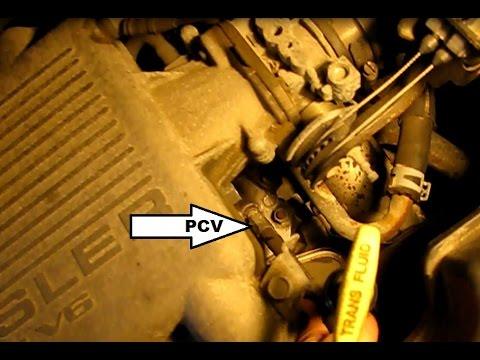 basic maintenance    dodge caravan oil  filter
