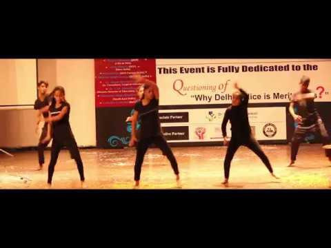 Jai Ho dance choreography by Parvesh Singh