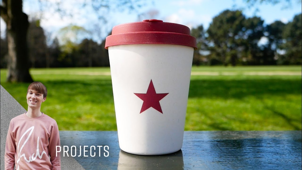 Pret Reusable Coffee Cup | Rich Projects