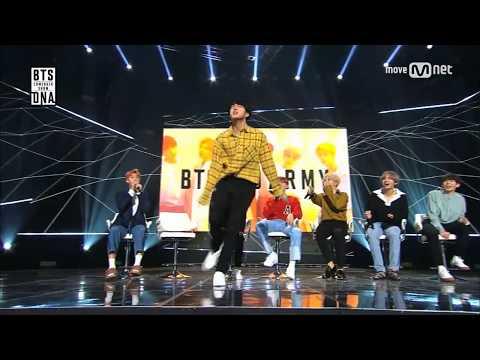 COMEBACK SHOW [소년DNA] 방탄소년단 (BTS) - 100초 릴레이토크 (100 seconds Relay Talk)
