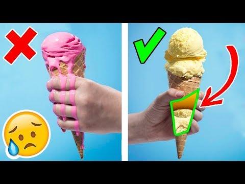 5 Lebensmittel, die Du Dein ganzes Leben lang falsch gegessen hast!