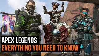 Apex Legends: Everything you need to know - Play it now, for free!