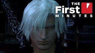 The First 12 Minutes of Devil May Cry 2 from the HD Collection