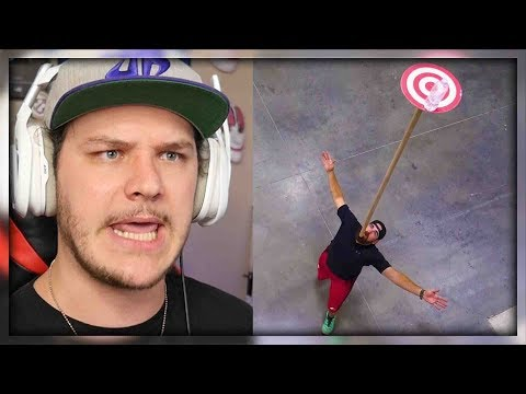 Water Bottle Flip 2 | Dude Perfect - Reaction