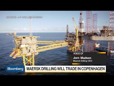 Maersk Drilling CEO on Growth Plans, Overcapacity, Consolidation