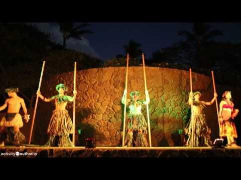 The Grand Wailea Luau - Honua'ula Luau in south Maui