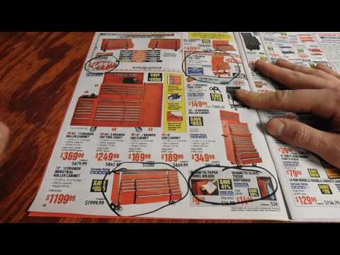 Harbor Freight Catalog Review