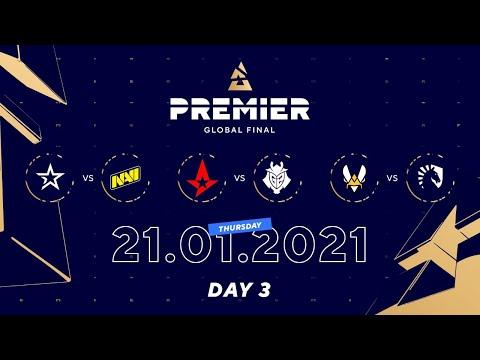 Stream: Blast Premier YouTube - COL vs NaVi, Astralis vs G2, Vitalit
