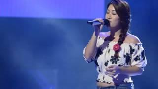 中國好聲音 2014-08-15 第三季 - 第五期 劉明湘 - 飄洋過海來看你 無雜音版