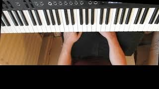 Jazz Piano Lesson - Latin Jazz Groove