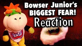 SML - Bowser Junior's Biggest Fear Reaction