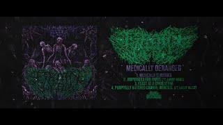 BRAINLEAK - MEDICALLY DERANGED [OFFICIAL DEMO STREAM] (2021) SW EXCLUSIVE