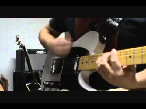 guitar fetish gfs xv 820 telecaster copy pickup upgrade youtube. Black Bedroom Furniture Sets. Home Design Ideas