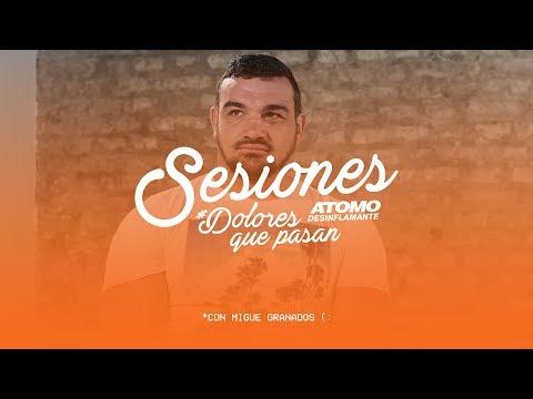 Agustín Creevy - Sesiones con Migue Granados #DoloresQuePasan (: