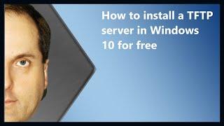 how to set up a TFTP server on Ubuntu Server