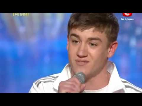 Украина мае талант Рэп про дедушку. До слз. Добро Выпуск 3