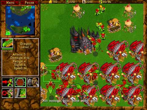 warcraft 2  completo portugues pc