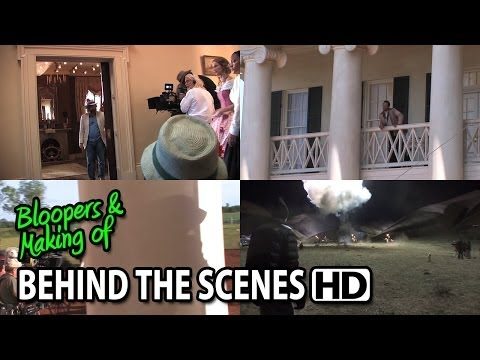 Django Unchained (2012) Making of & Behind the Scenes (Part3/3)