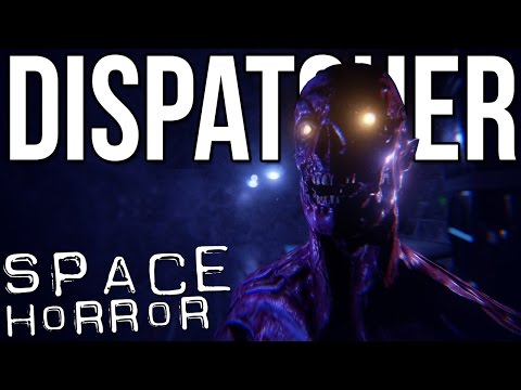Dispatcher Gameplay - Horror in SPACE! - Dispatcher Early Access Part 1