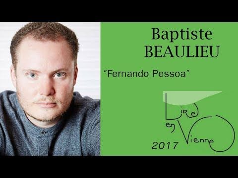 "baptiste beaulieu  - la ballade de l'enfant gris  ""Fernando Pessoa"""