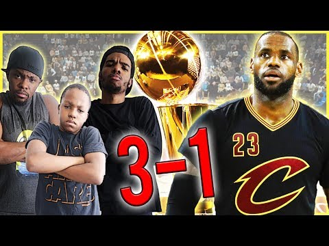 CAN WE HELP THE CLEVELAND CAVALIERS FORCE A GAME 6!? - NBA 2K17 Gameplay