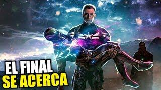 ¡Thanos predijo como vencerlo en Avengers End Game y Doctor Strange ayuda a Tony Stark del futuro!