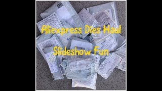 AliExpress Die Haul with pricing, stores and measurements