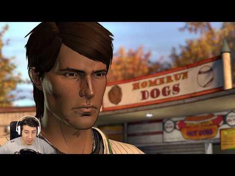 BRATE ZAGRLI MEEE!!! The Walking Dead New Frontier episode 4. part 1.