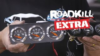 Tech Advice: Electric vs Mechanical Gauges - Roadkill Extra