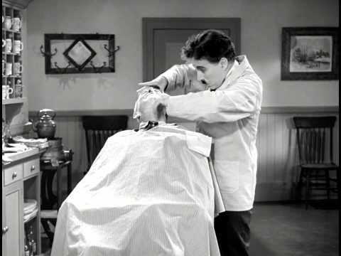 The Great Dictator - The Shaving Scene (HD)