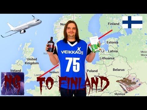 Finland Trip Vlog