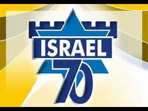 "Will this be a ""PROPHETIC"" YEAR FOR ISRAEL AS THE 70th approaches?"