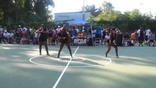 BCBA DANCE TEAM PLAYOFFS 8/16