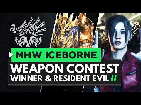 Monster Hunter World Iceborne | Weapon Contest Winner & Resi