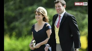 Los detalles revelados de la boda de Eugenia de York y Jack Brooksbank | ¡HOLA! TV