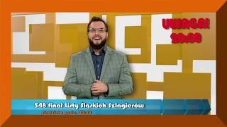 Zaproszenie na 548 finał Listy Śląskich Szlagierów w TV