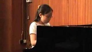 Kathy Piano Recital