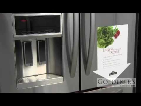 High Quality Goedekeru0027s   KitchenAid French Door Refrigerator KFXS25RYMS
