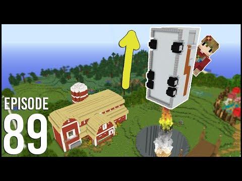 Hermitcraft 6: Episode 89 - RV LIFT OFF!
