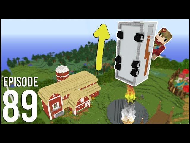 Hermitcraft 6: Episode 89 - RV LIFT OFF!