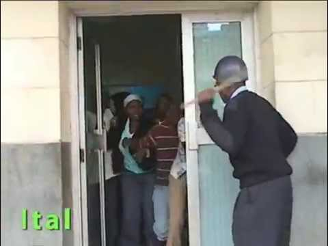 KENYA POLICE BEAT PEOPLE-(Mbugua Kaba footage)