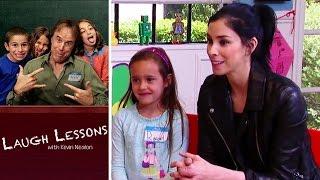 sarah silvermans courtesy laughs ep 7 laugh lessons