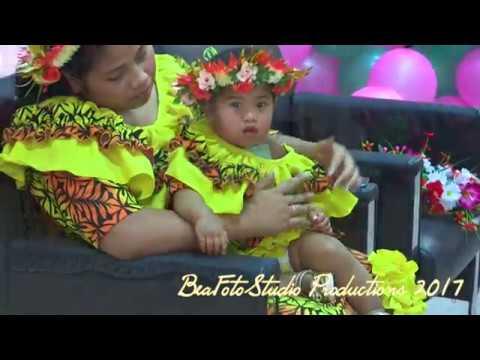 Kiribati - Nei Bun Ianibata's 1st Birthday
