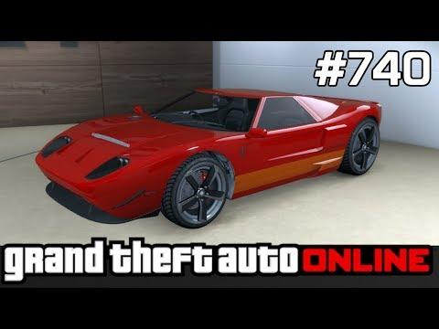 GTA 5 PC Online Po Polsku [#740] Need for Speed za $$$ /z Bertbert