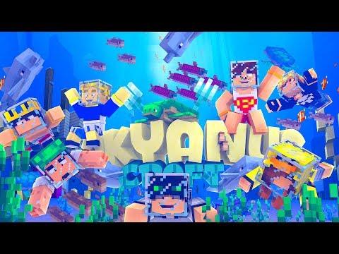 BURAK OYUNDA KAYBOLDU 😱 #1 OKYANUSCRAFT - Minecraft