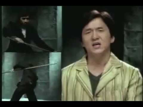 Jackie Chan & Donny Osmond - I'll Make a Man Out of You